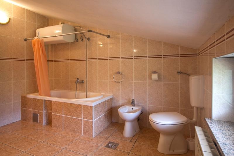 Ana (6+2): bathroom with toilet
