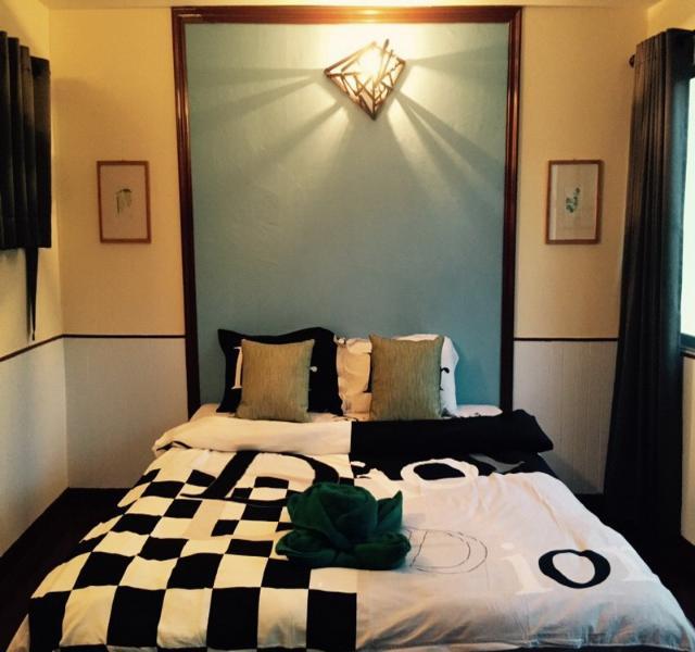 Habitación con cama 1