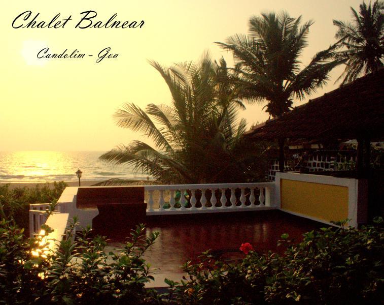 Beach Villa Overlooking the Sea!