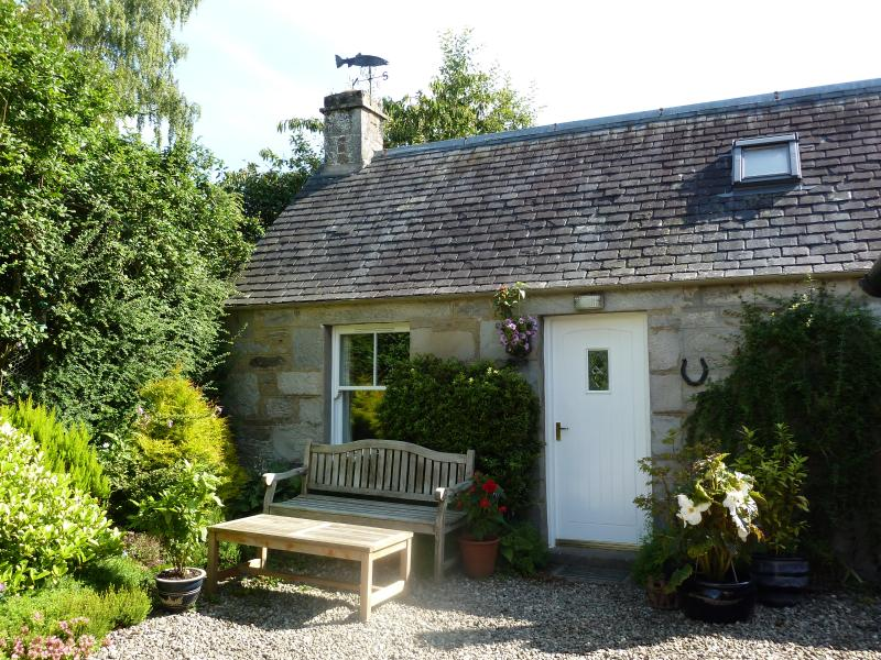 Elnagar Cottage, Pitlochry., vacation rental in Pitlochry