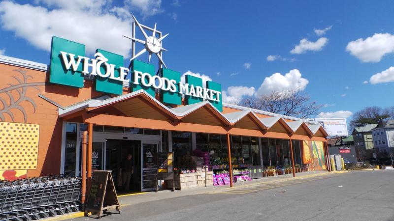 Whole Food Market sur la rue Centre
