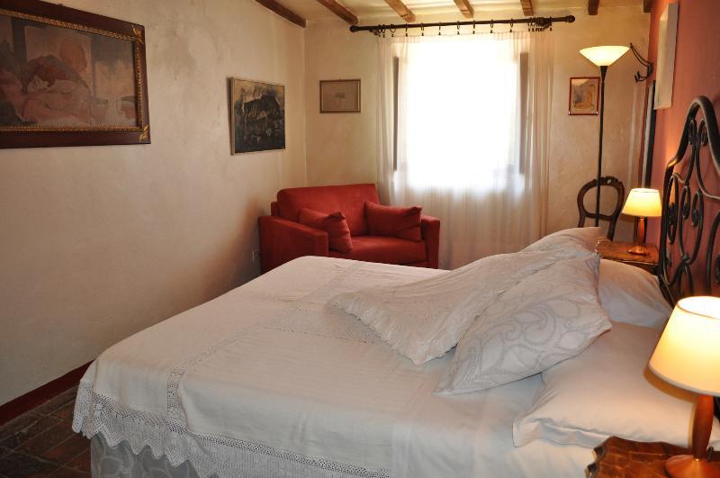 Bed and Breakfast 'IL Casolare di Libbiano' - Camera matrimoniale/doppia