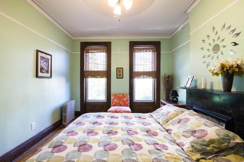 The Queen Bedroom No. 2