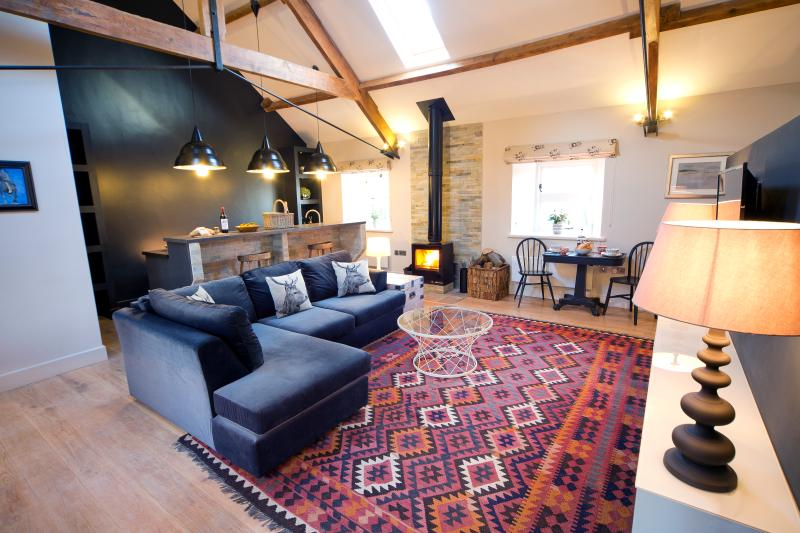 Hayloft at Dalesend Cottages see our own website