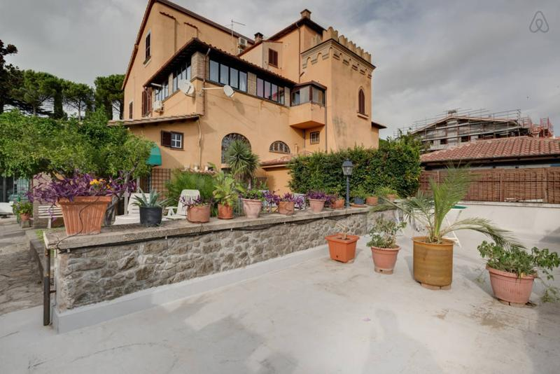Appartamento Fiordaliso - Residence Paolina, holiday rental in Grottaferrata