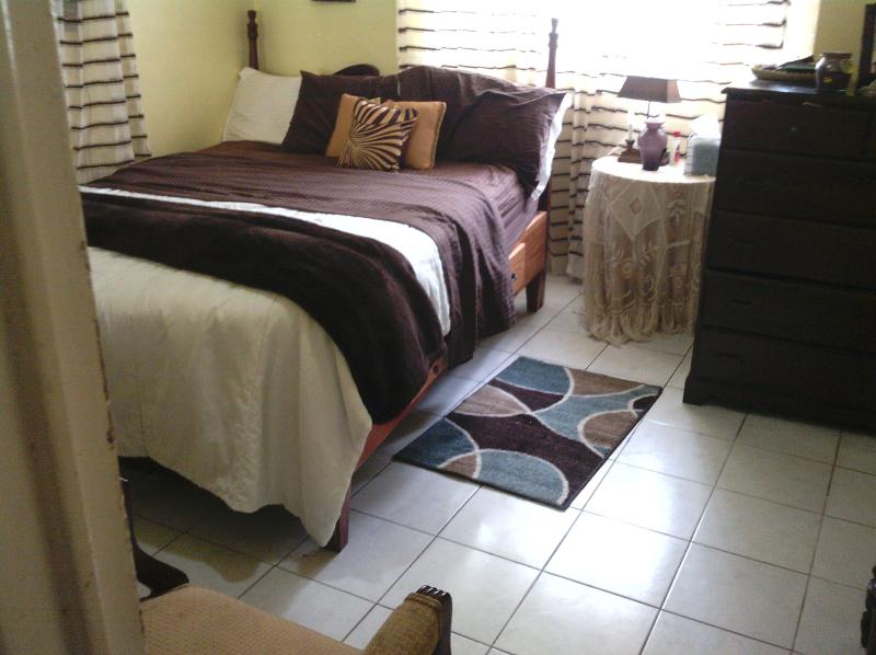 Comfy, self contained room!, alquiler vacacional en Stony Hill