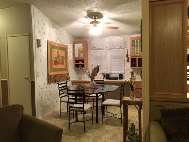 Dining Room and kitchen desk