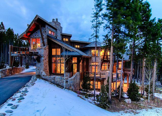 Bella Villa di Montagna