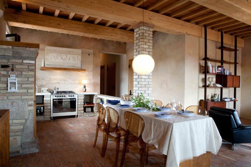NUEVA VILLA APICIUS planta baja apartamento Toscana SIEMPRE residencia cerca de Volterra
