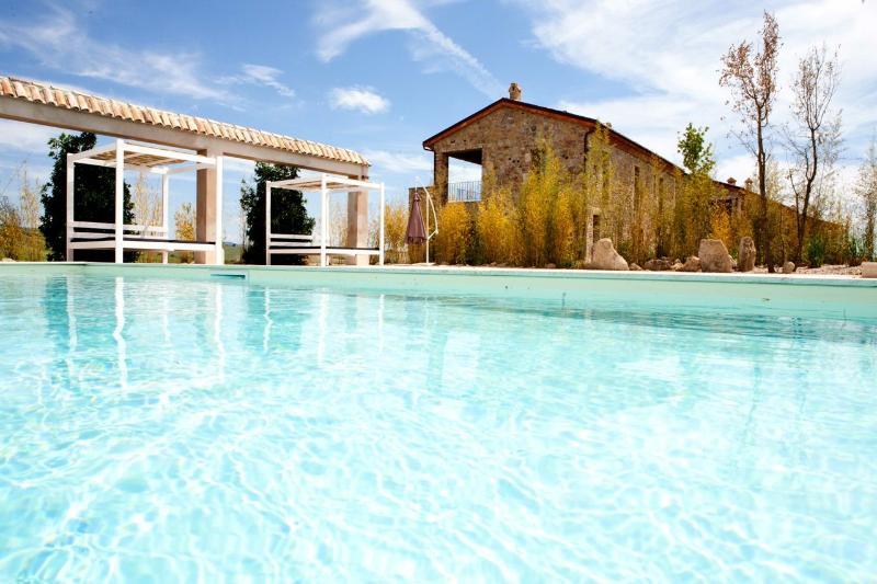 NEW VILLA VII TEMPO TUSCANY FOREVER boutique holiday rental  near Volterra