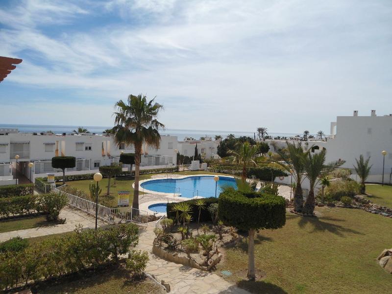 Duplex appartement Sunshine, Mojacar, Costa de Almeria, 6 persons Close to the beach of Mojacar
