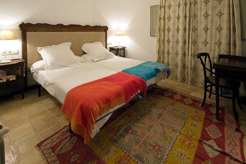 Bedroom 1. Ground floor