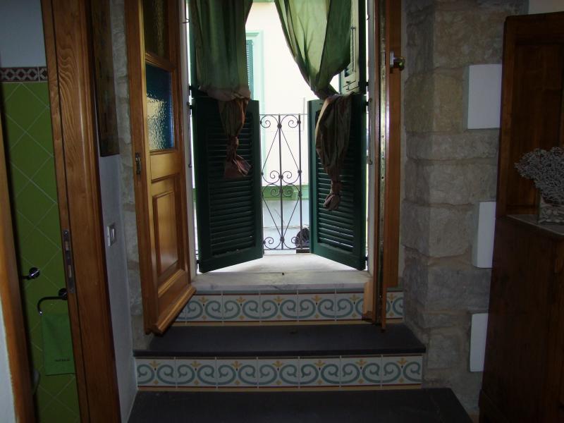Porta Accesso Balcone Camera Matrimoniale