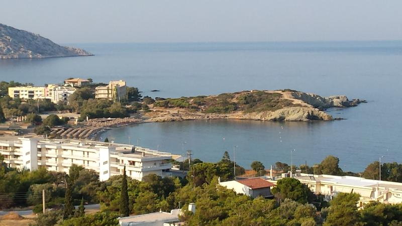 best view and best sea, holiday rental in Saronida