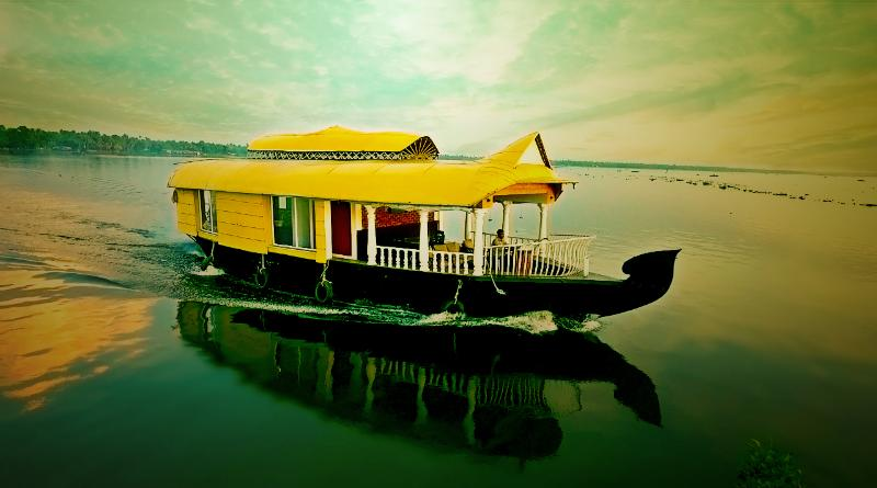 sreekrishna's 2bedroom private houseboat with all meals, holiday rental in Alappuzha