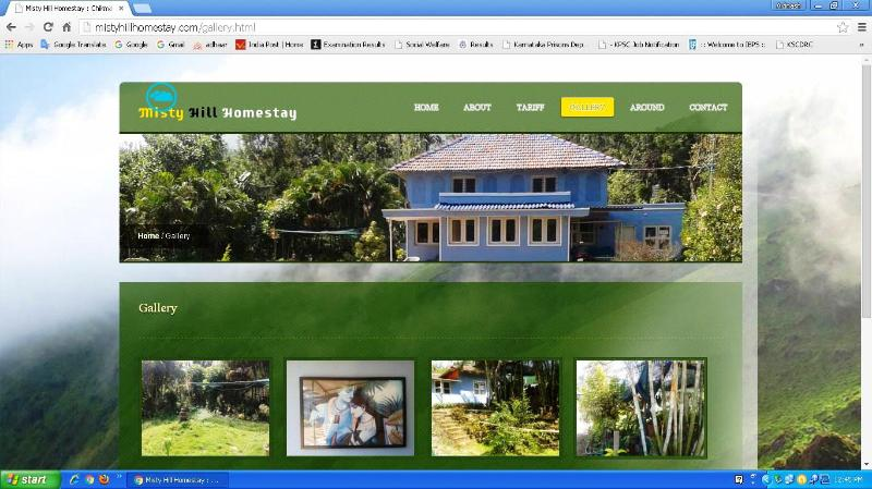 Homestay, vacation rental in Chikmagalur
