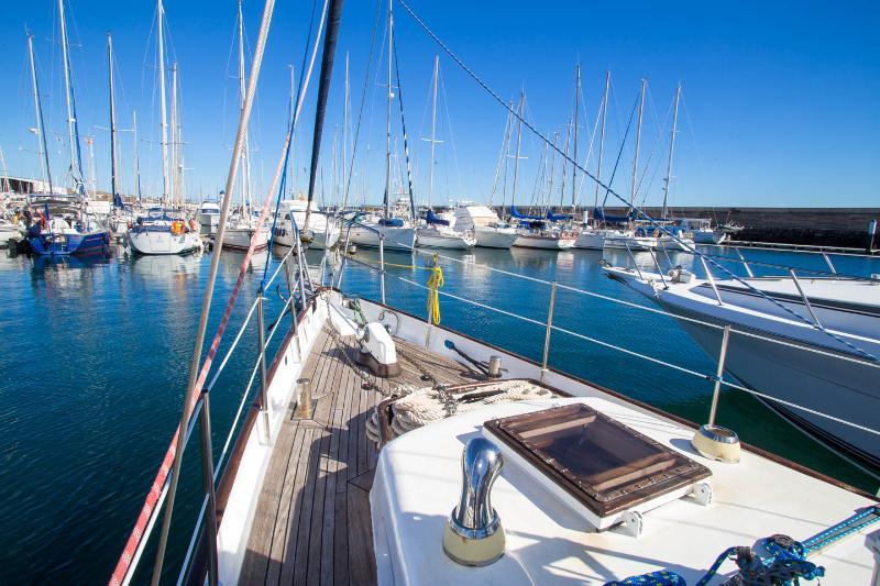 Vientos del Sur Boat-Hotel, vacation rental in Puerto Calero