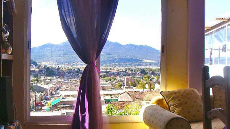 Incredible 3 Bedroom Apartment Spectacular View, location de vacances à San Cristobal de las Casas