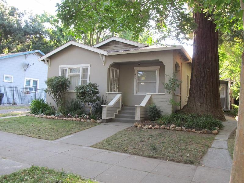 Charming Home In Vibrant Midtown, holiday rental in Sacramento