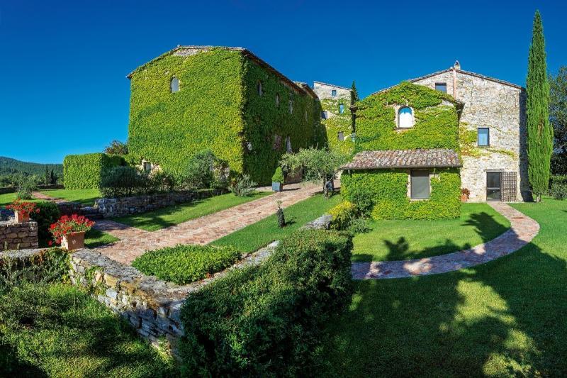 BORGO DELLA CROCE - LA CASINA, holiday rental in Umbertide