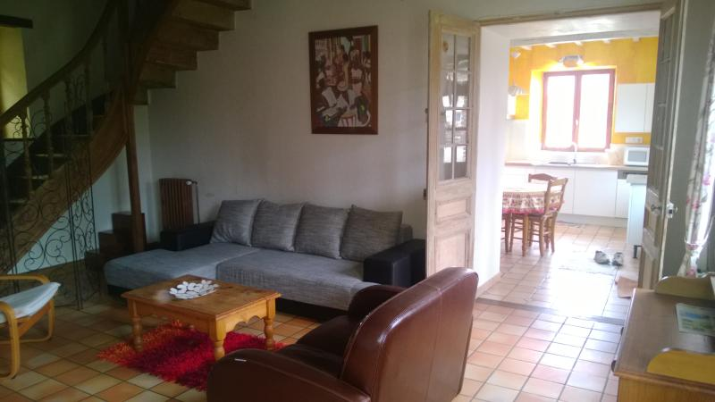 Gîte de Nogent sur Seine, holiday rental in Bercenay-le-Hayer
