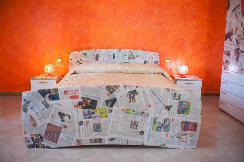 B&B Casa Tua originali stanze vi aspettano..., holiday rental in Poggiofiorito