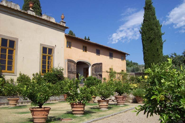 Villa Limone, vacation rental in Florence