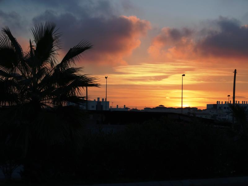 Punta Prima sunset