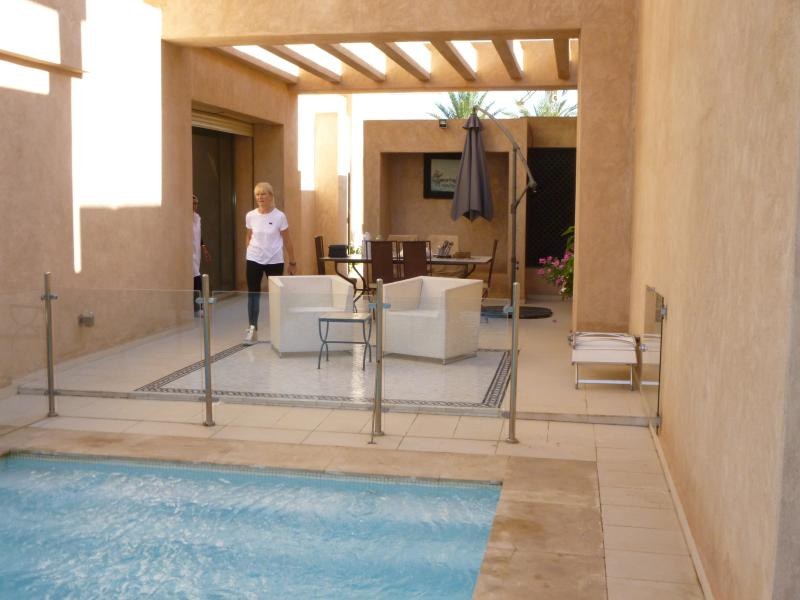 Villa Firdaous en Exclusivité - Piscine et Golf, vacation rental in Marrakech