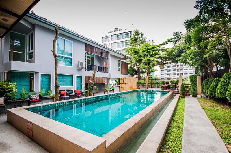 cozy pool