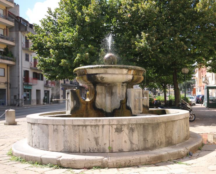 Fountain on Via Appia Antica