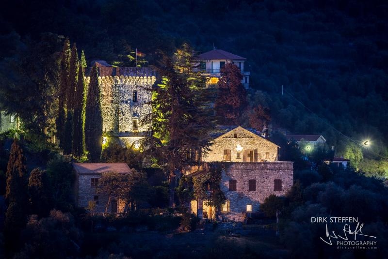 Castello della Mereta, casa vacanza vista mare CODICE CITRA: 010029-LT-0018, vakantiewoning in Mezzanego