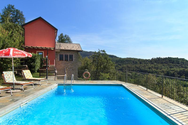 Villa Bernardino, Verbania Lago Mayor - northItaly villas vacaciones alquiler