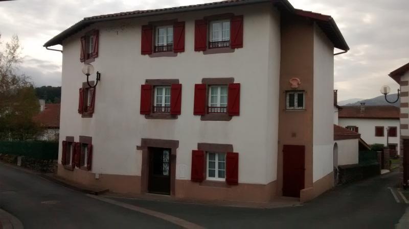House Bidegain Berria (facade)