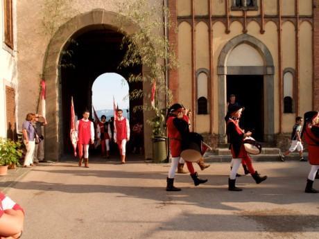Enjoy the many local festas held during the summer season