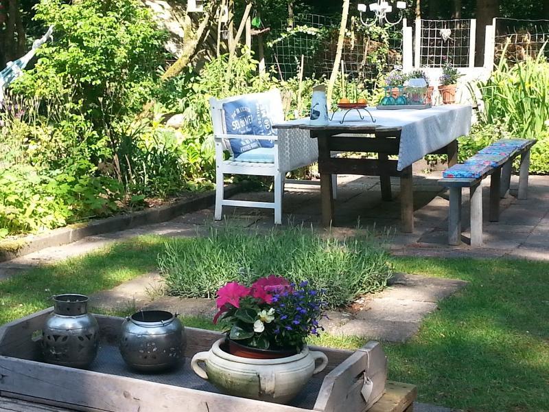 Jardín y exterior tabla