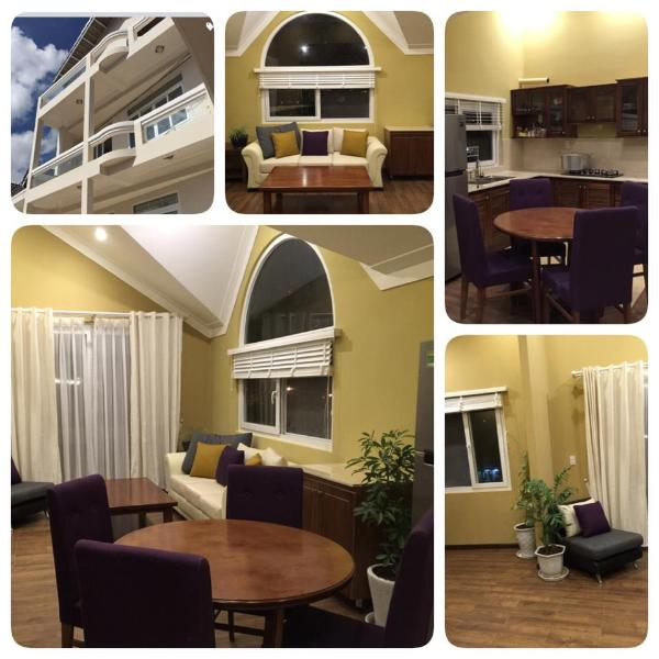 Dalat's Modern and Fully furnished Apartment/Loft for Rent