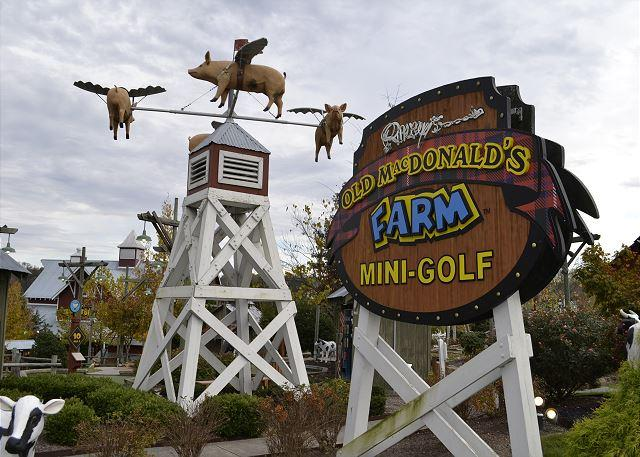 Ripley's Old MacDonald's Farm Mini-Golf
