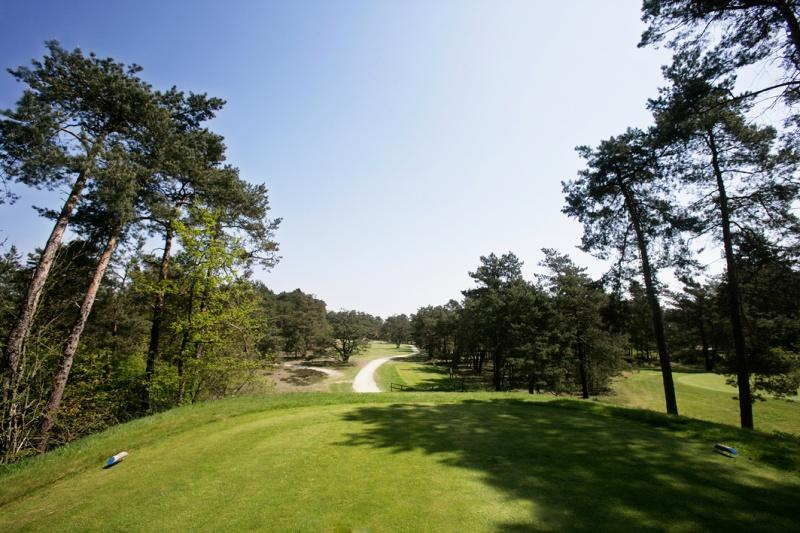 Golfbaan ' Het Rijk'' en Nunpeet, 10 minutos de distancia desde el camping.