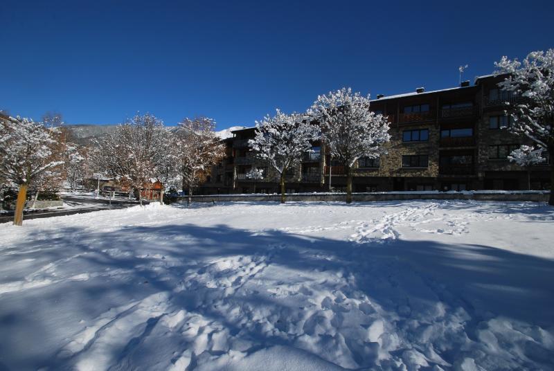 residence en hiver