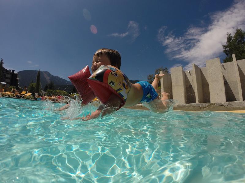 piscina para crianças