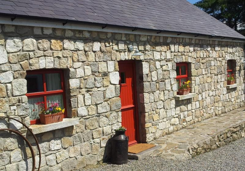 Turrock Cottage, holiday rental in Donard