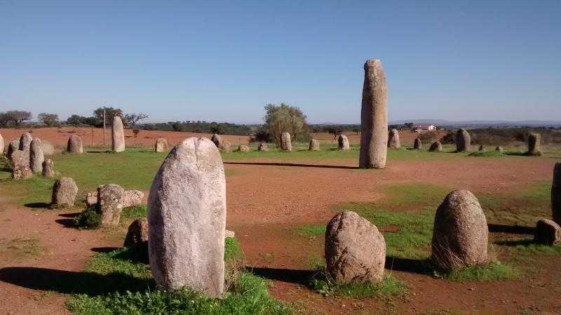 Ancient lands and megalithic sites