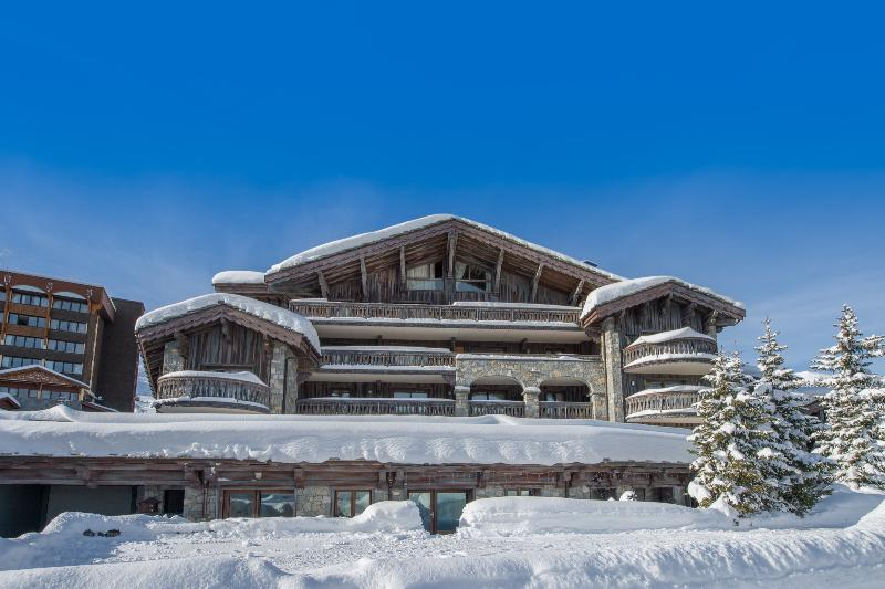 Apartment Mika Chalet in Courchevel