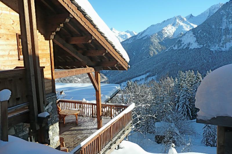 location appart Courchevel Magnifique bungalow