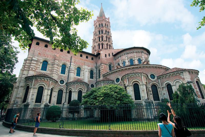 Basilica Saint-Sernin 2 not