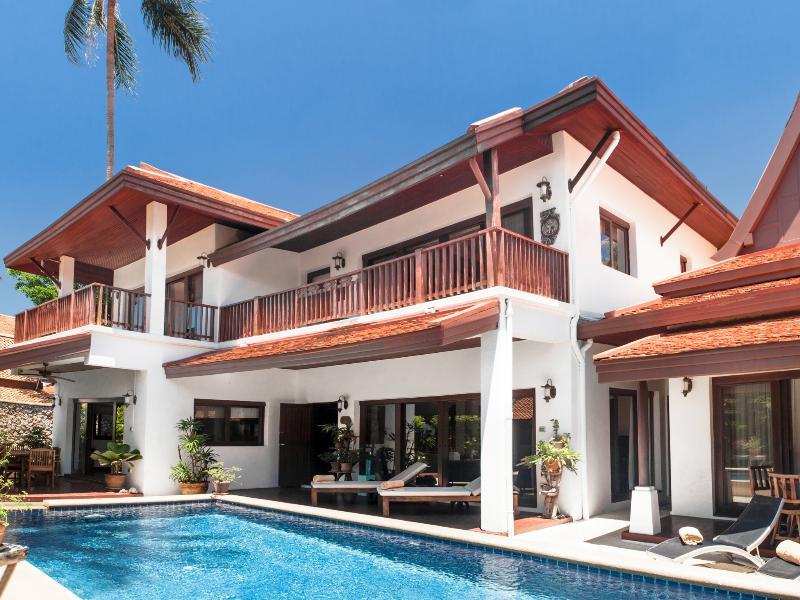Shiva Samui typical 4 Bedroomed Villa