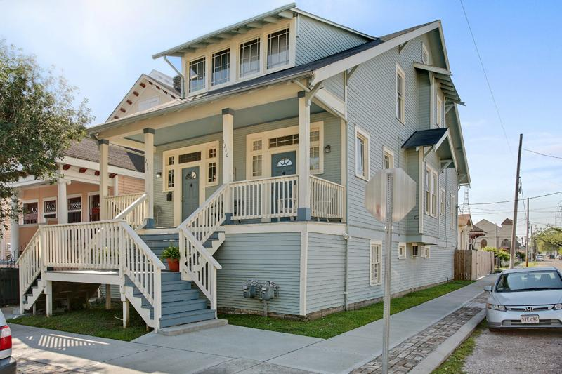 Oak Street Magic, Gorgeous, Large, Restored House near Jacquimos and Maple Leaf, vacation rental in Kenner