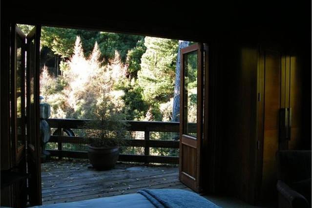 Master bedroom panorama