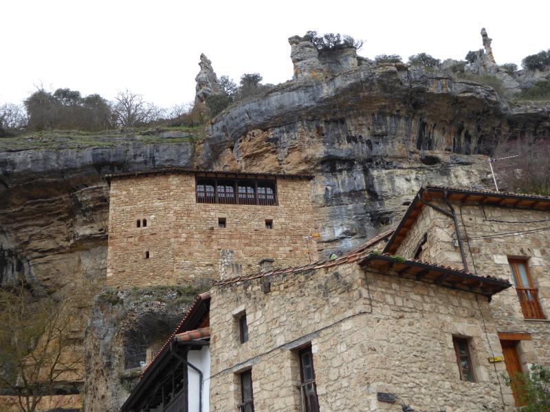 Casa rural Orbaneja del Castillo